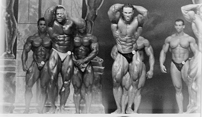 Гран-при России по бодибилдингу 1995, Санкт-Петербург