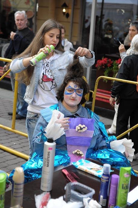 День города, Санкт-Петербург 2012