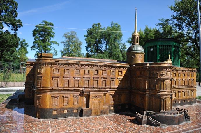 Мини-город Инженерный замок