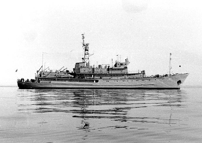 Учебный корабль проекта 888
