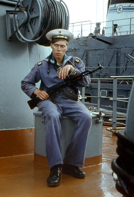 Я - матрос военно-морского флота