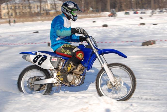 Ледовый мотоспорт