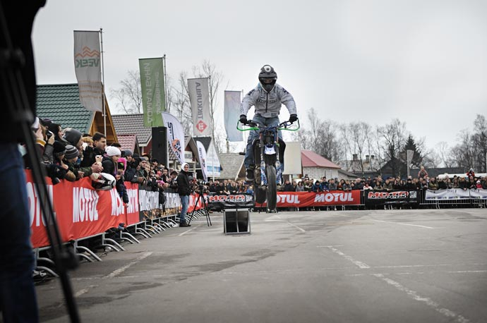 Чемпионат Восточной Европы по стантрайдингу 2013, Санкт-Петербург