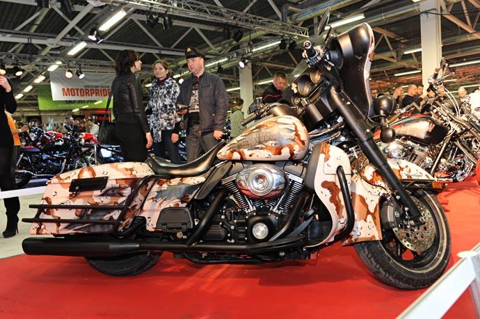 Мотоцикл Harley-Davidson