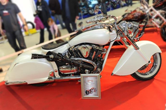 Мотоцикл Grang Canyon от Magnum Chrome