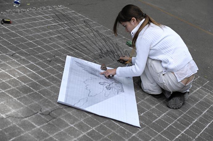 Смотреть по картинкам как рисовать по клеточкам