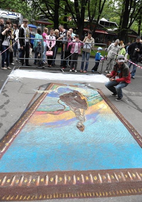 Краски Петербурга I Международный фестиваль уличного искусства