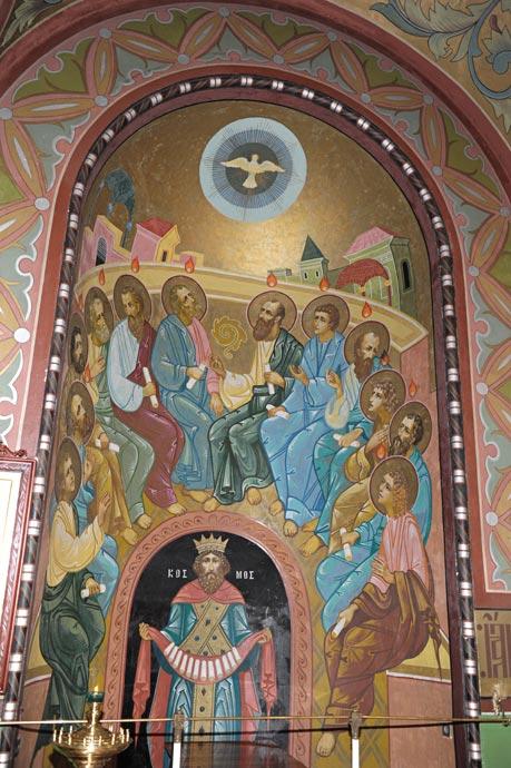 Петергоф. Собор Петра и Павла.
