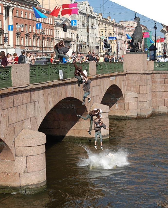 Фото-приколы на воде: Купальный сезон