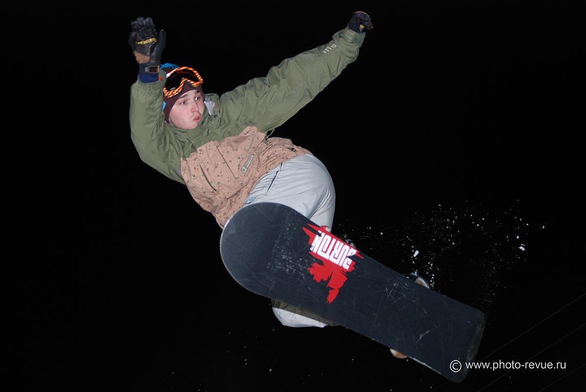 Фотографии сноубордистов — Коробицино 2007