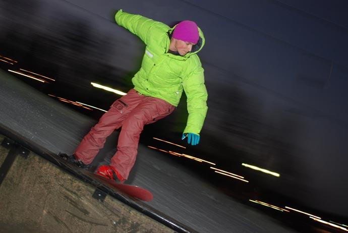 Сноубординг (Коробицино 2007)